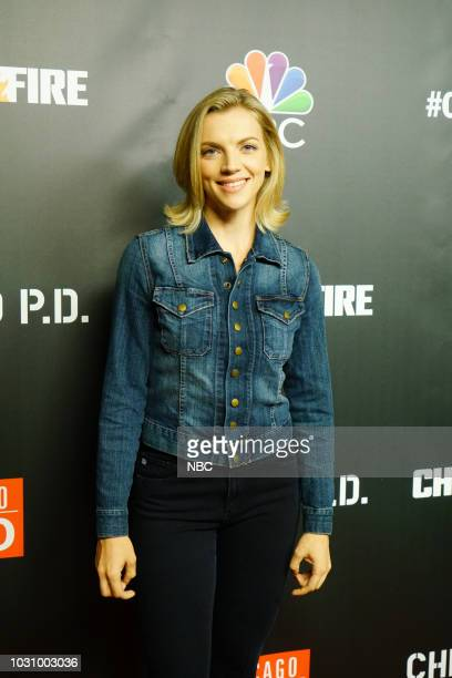 EVENTS 'One Chicago Day' Pictured Kara Killmer 'Chicago Fire' at 'One Chicago Day' at Lagunitas Brewing Company in Chicago IL on September 10 2018