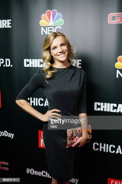 EVENTS 'One Chicago Day' Pictured Kara Killmer 'Chicago Fire' at the 'One Chicago Day' Party at Prime Provisions in Chicago IL on October 30 2017