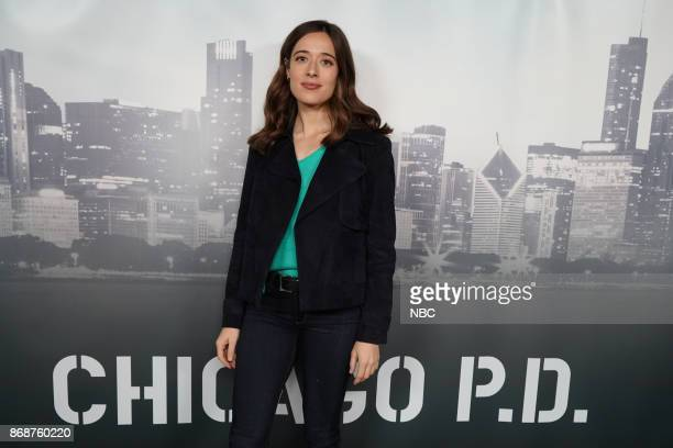 EVENTS 'One Chicago Day' Pictured Marina Squerciati 'Chicago PD' at the 'One Chicago Day' event at Lagunitas Brewing Company in Chicago IL on October...