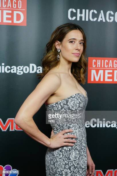 EVENTS 'One Chicago Day' Pictured Marina Squerciati 'Chicago PD' at the 'One Chicago Day' Party at Prime Provisions in Chicago IL on October 30 2017