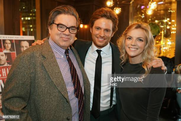 EVENTS 'One Chicago Day' Pictured Oliver Platt and Nick Gehlfuss 'Chicago Med' Kara Killmer 'Chicago Fire' at the 'One Chicago Day' Party at Prime...