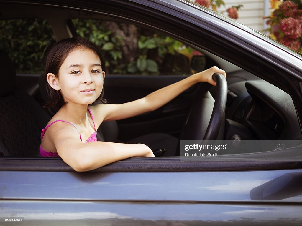 One day I will drive : Stock Photo