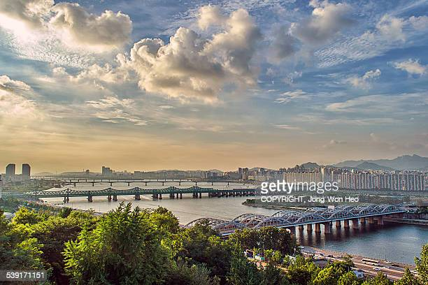 One day of Han river