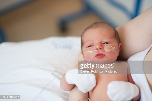 One Day Old Baby High-Res Stock Photo - Getty Images