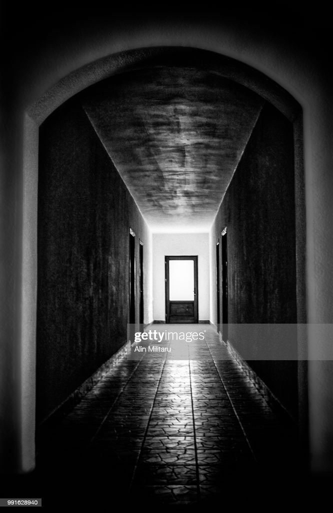 one day you will open the right door and find out why all others