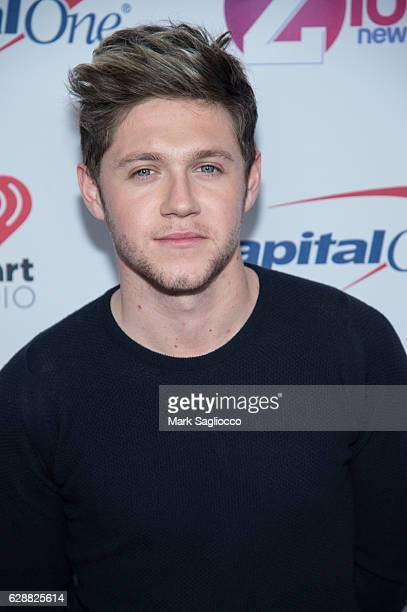 One Direction's Niall Horan attends Z100's Jingle Ball 2016 at Madison Square Garden on December 9 2016 in New York City