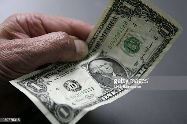 GERMANY BONN One Dollar bill