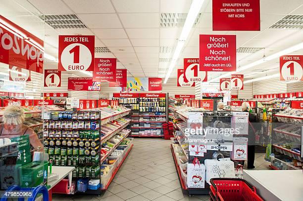 One Euro shop