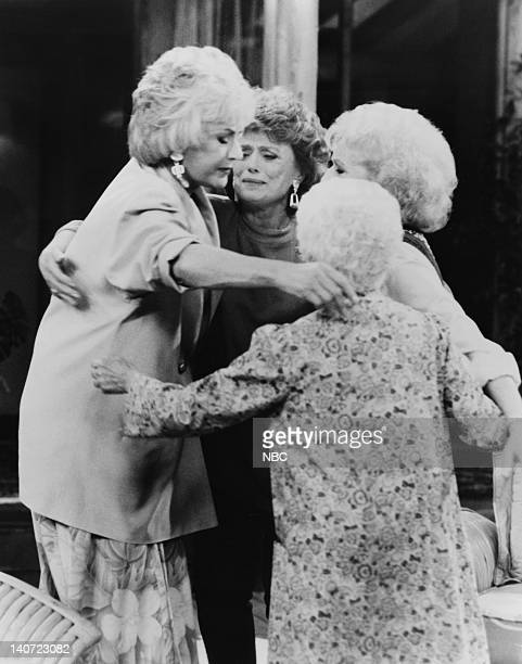 GIRLS One Flew Out of the Cuckoo's Nest Part 1 2 Episode Pictured Bea Arthur as Dorothy Petrillo Zbornak Rue McClanahan as Blanche Devereaux Estelle...