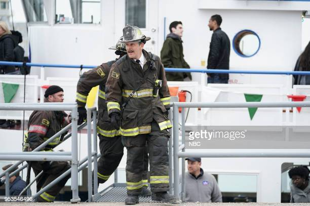 FIRE One For The Ages Episode 622 Pictured Gary Cole as Chief Carl Grissom