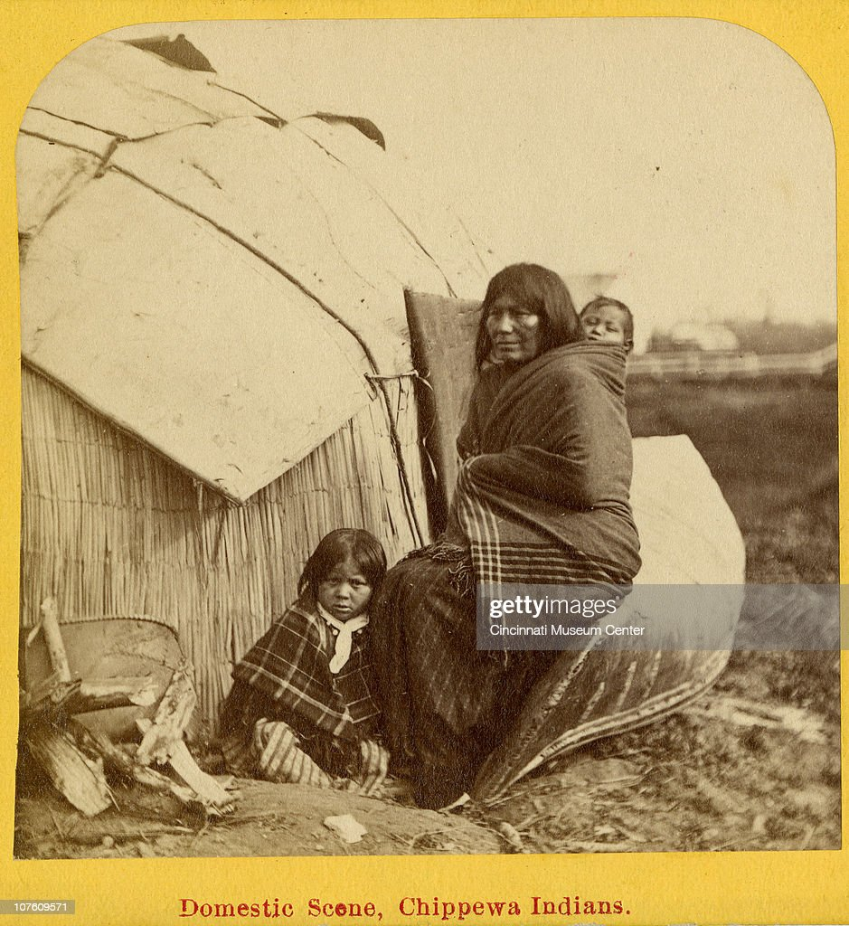 Chippewa Domestic Scene : News Photo