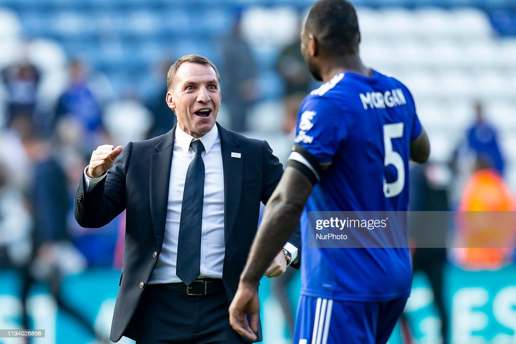 Leicester City v AFC Bournemouth - Premier League : Nachrichtenfoto
