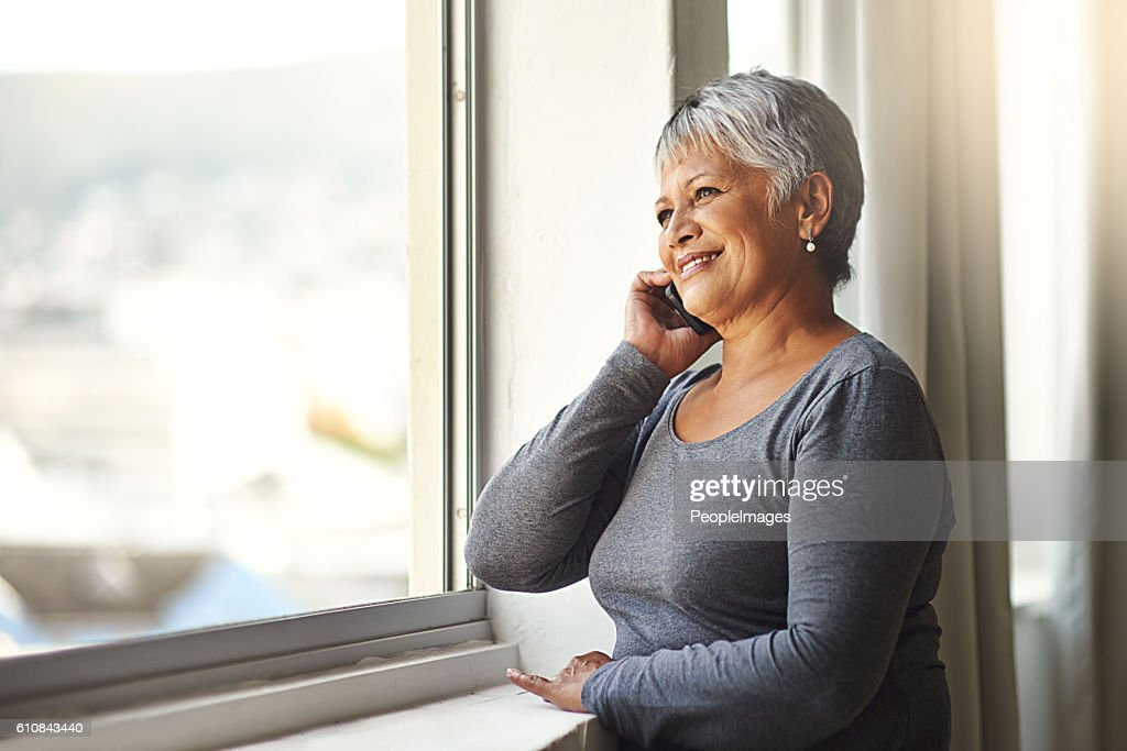 One hello can make someone's day : Stock Photo