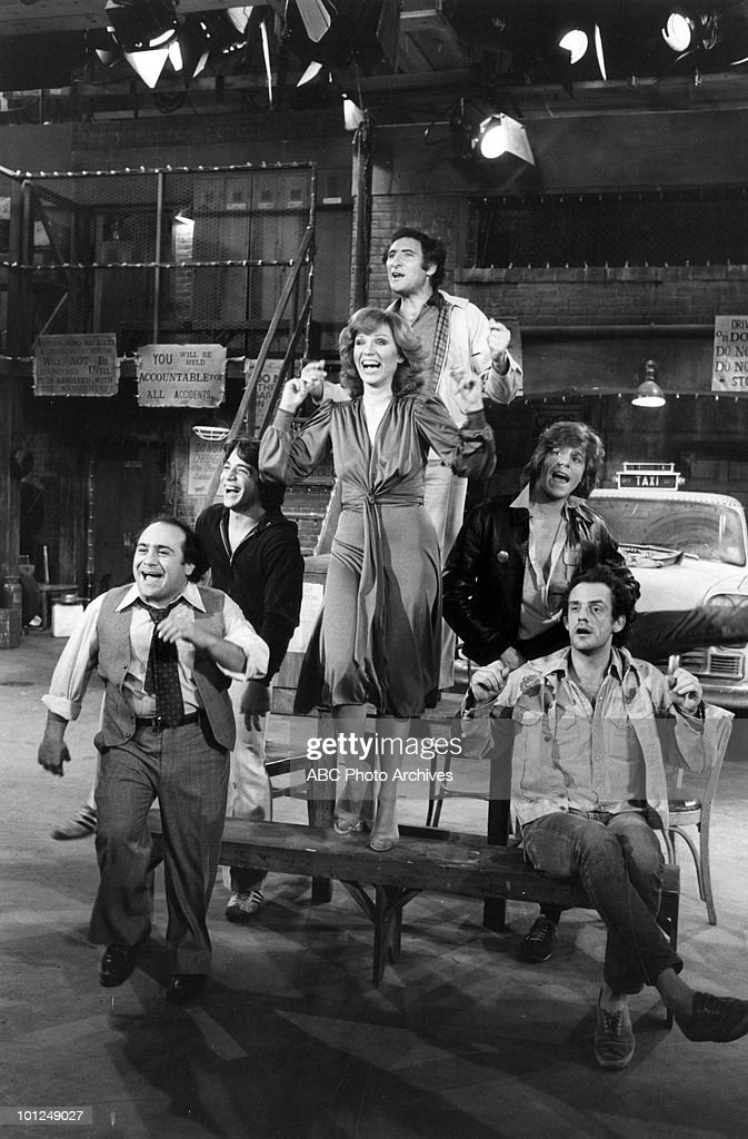 TAXI - 'One Hour Special Coverage of Fantasy Borough' which aired on May 6, 1980. (Photo by ABC Photo Archives/ABC via Getty Images) DANNY