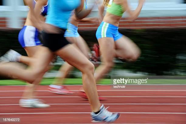 100- Meter-sprint