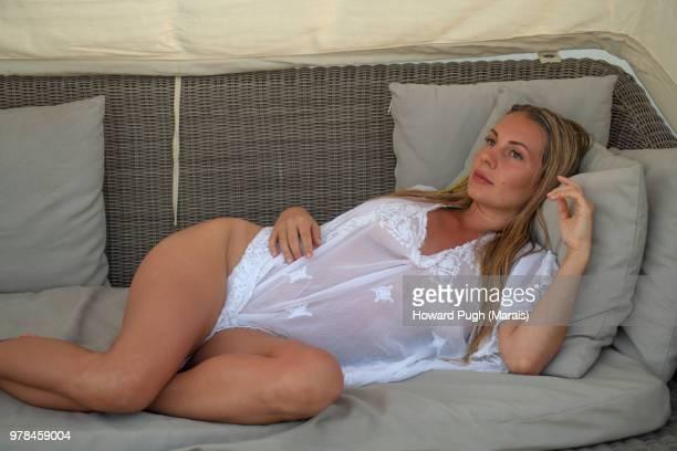 one in a million - spanish rooftop, lifestyle villa vacation - malaga fotografías e imágenes de stock