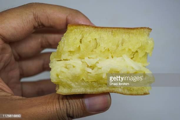One Large Slice Of Sweet Martabak