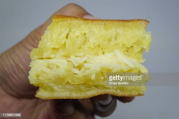 One Large Slice Of Sweet Martabak (Kue Bandung)