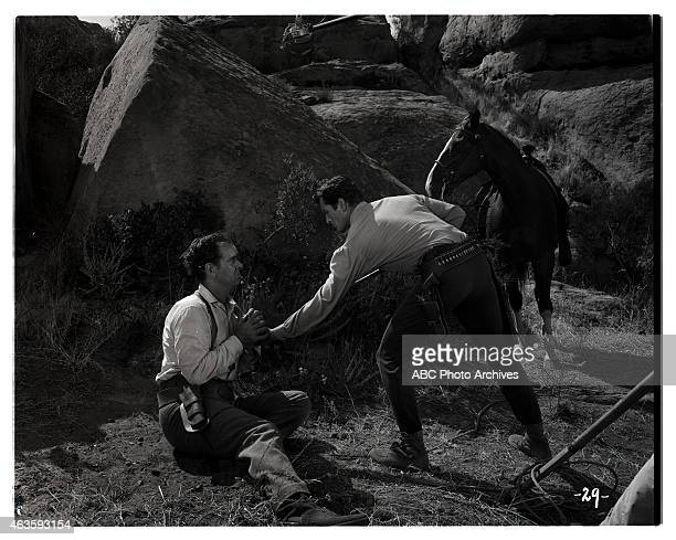 EARP 'One Man Army' Airdate January 7 1958 WILLIAM PHIPPSHUGH O