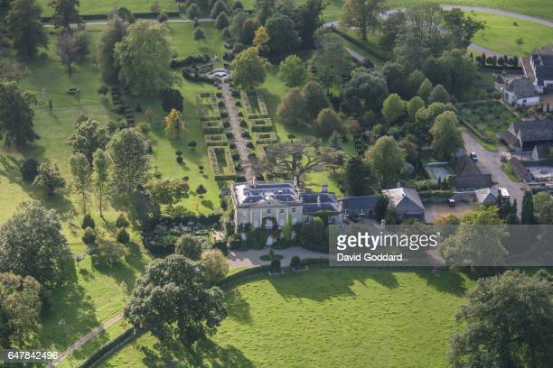 One mile south west of Tetbury lies the Georgian style home of Charles Prince of Wales Highgrove on September 15 2006 The 18th century residence is...