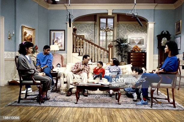 SHOW One More Time Episode 7 Air Date Pictured MalcolmJamal Warner as Theodore 'Theo' Huxtable Bill Cosby as Doctor Heathcliff 'Cliff' Huxtable...