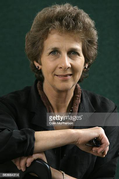 One of Britain's most distinguished musical conductors, Jane Glover, pictured at the Edinburgh International Book Festival where she talked about...