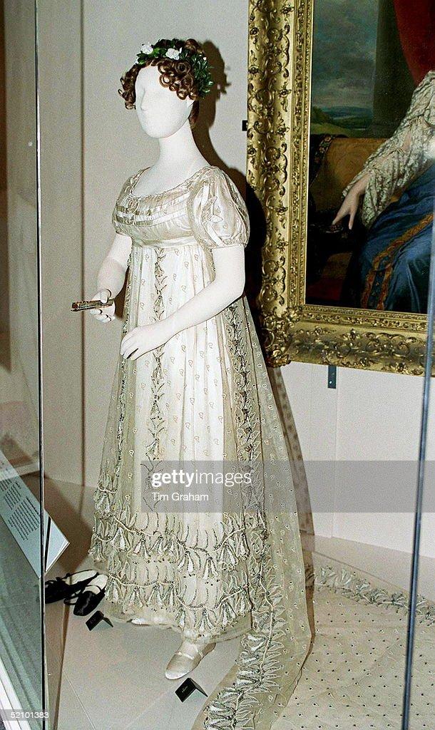 Princess Charlotte Dress : News Photo