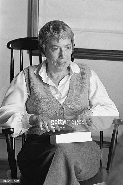 One of science fiction's leading authors Ursula K Le Guin has been writing for years while raising a family in Portland Oregon and seems mildly...