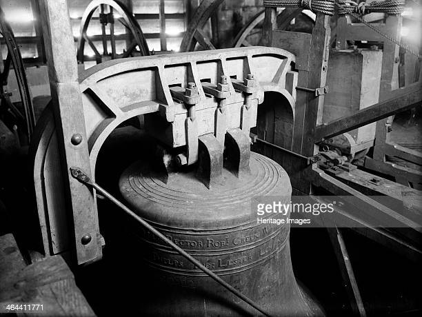 One of the Bow Bells of St Mary le Bow, one of Sir Christopher Wren's churches, destroyed in World War II. The bell was cast in the period of Robert...