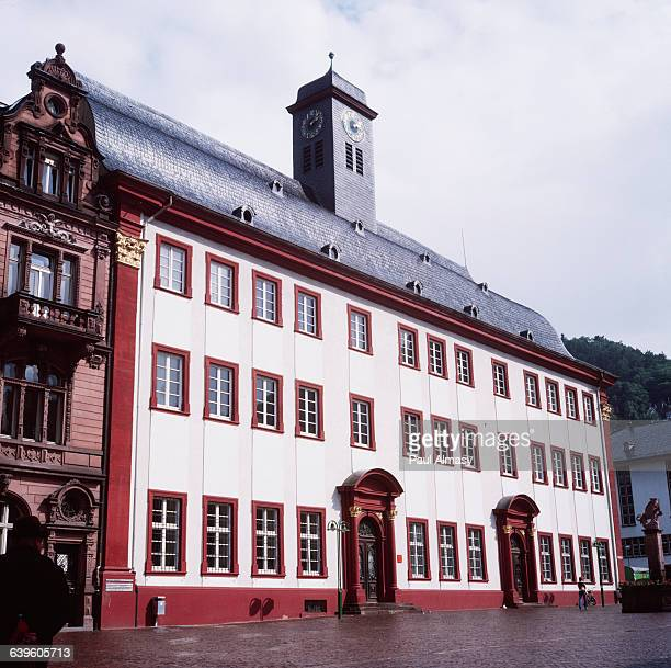 One of the buildings of the University of Heidelberg ca 19501980