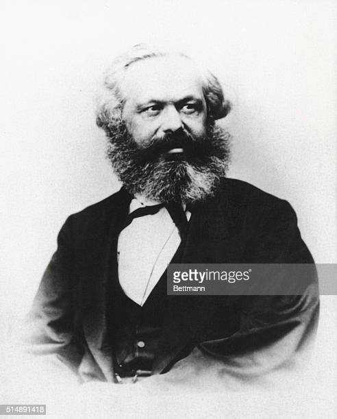 One of the founders of Marxism Karl Marx wrote with Friedrich Engels The Communist Manisto and solely authored Das Kapital