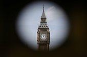 TOPSHOT-BRITAIN-HISTORY-PARLIAMENT-BIG BEN