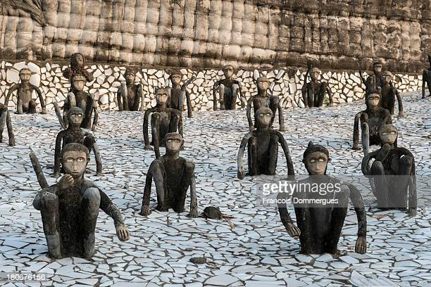 One of the highlights Chandigarh is the Rock Garden designed by local artist Nek Chand.