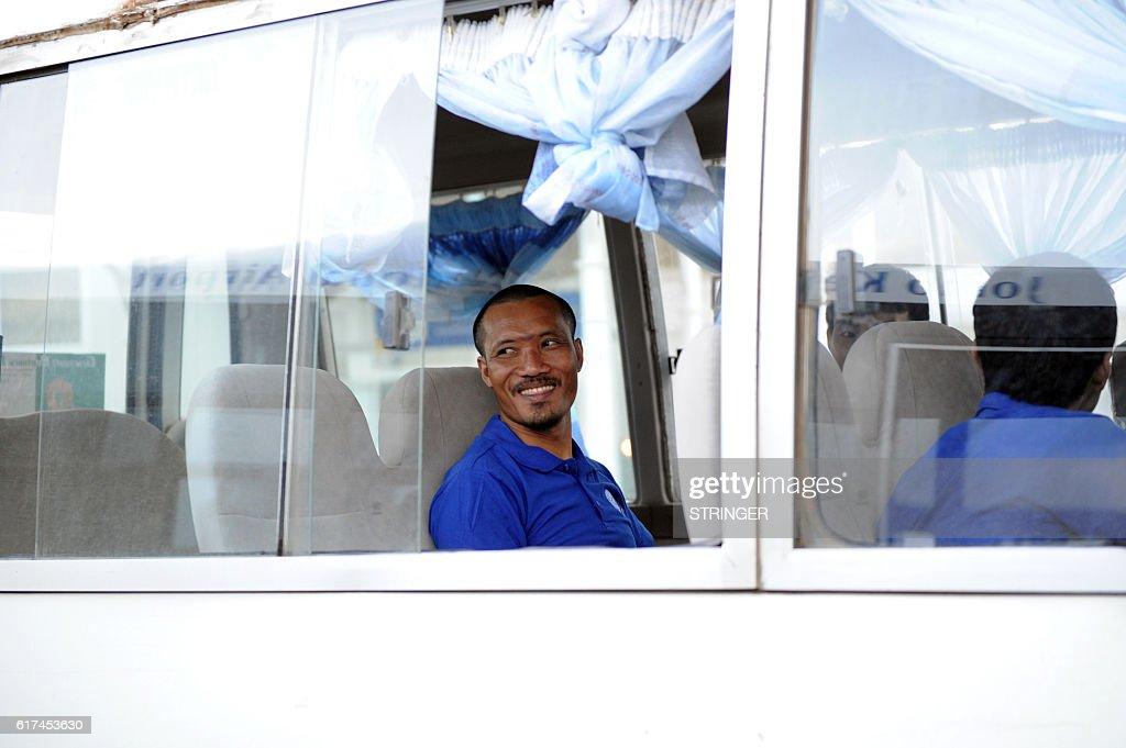 SOMALIA-KIDNAPPING-HIJACKING-CRIME : News Photo