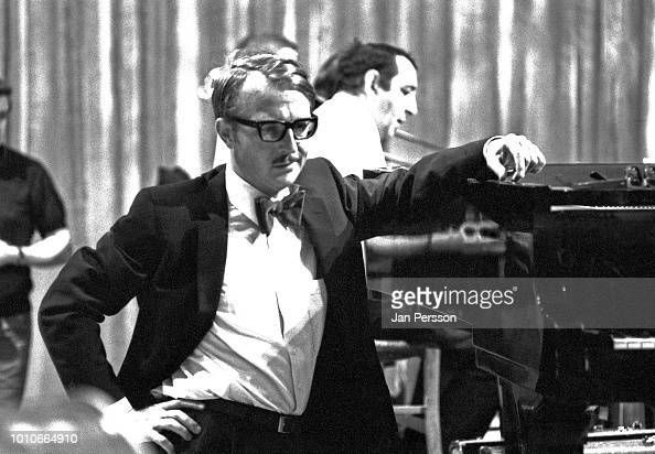 One Of The Leaders Of Kenny Clarke Francy Boland Big Band Francy News Photo Getty Images