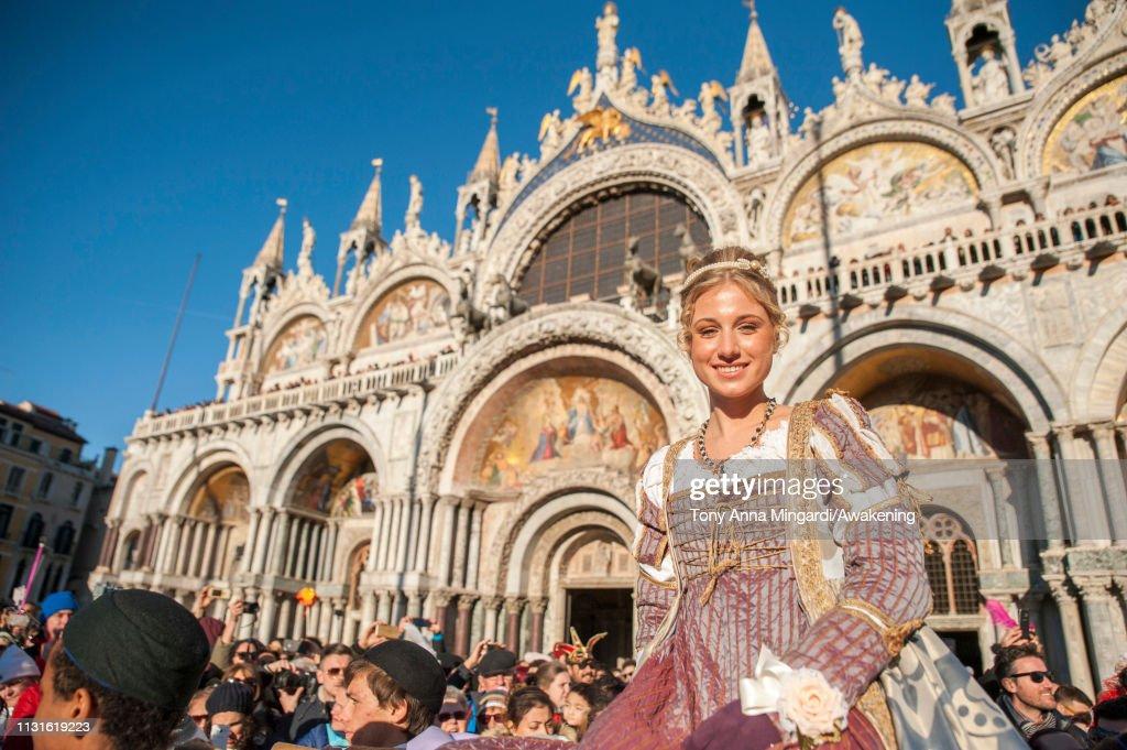 ITA: Festa Delle Marie - Venice Carnival 2019