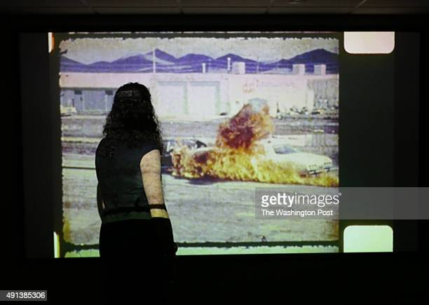 One of the more famous cases the American Museum of Tort Law reviews both in video and on display is the case of the exploding Ford Pinto shown here...