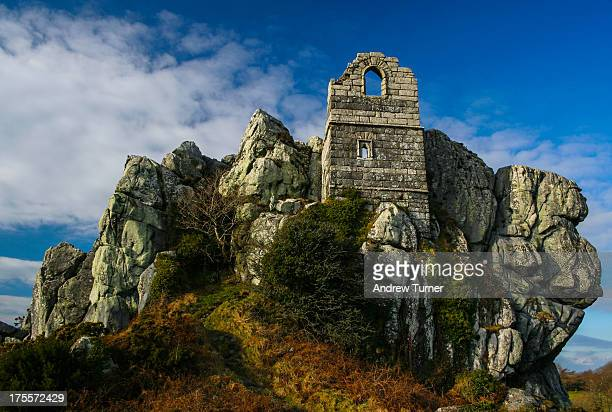CONTENT] One of the most interesting and distinctive landmarks of midCornwall this is the granite outcrop of Roche Rock and the ruins of the chapel...