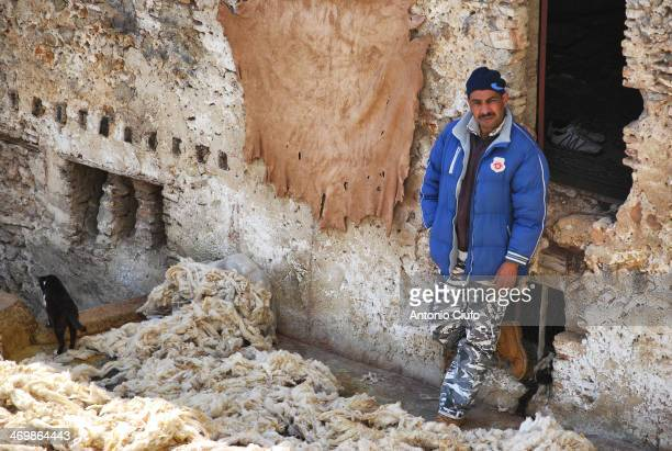 CONTENT] One of the most interesting sites in Fez is the leather souq and the oldest leather tannery in the world The tannery dates back at least...