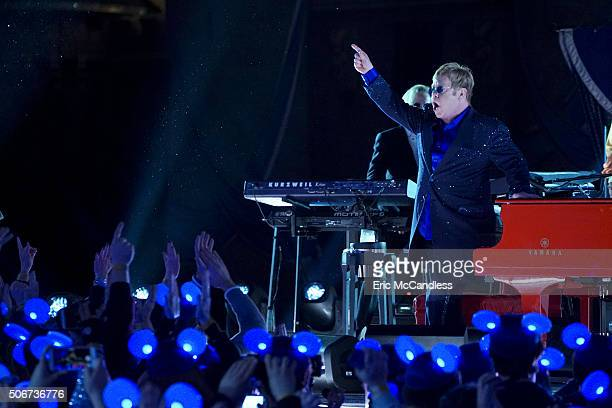 DISNEYLAND 60 One of the most successful solo artists of all time Sir Elton John will perform two sensational songs on 'The Wonderful World of Disney...
