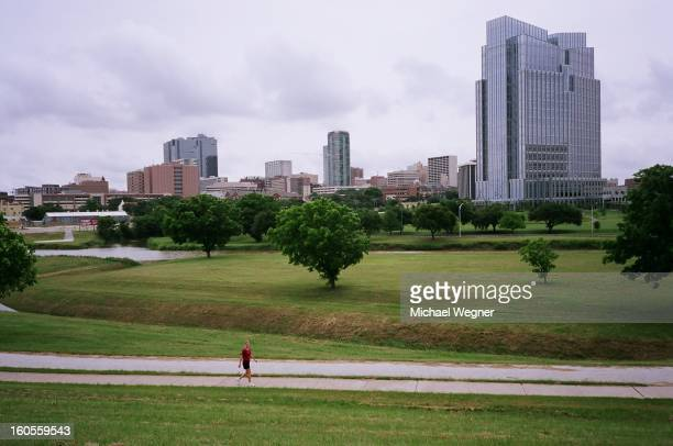 One of the nicest things about Fort Worth is the Trinity Trails -- a 40+ mile system of trails along the Trinity River. The biggest surprise is that...