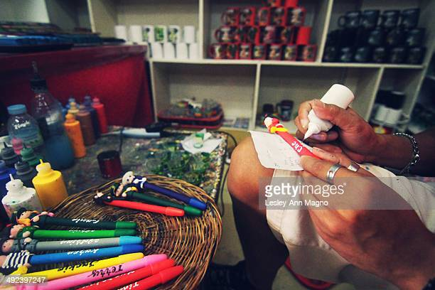 CONTENT] One of the souvenirs in Boracay are personalized items like personalized ballpens You just write down the names and they will ink it for a...