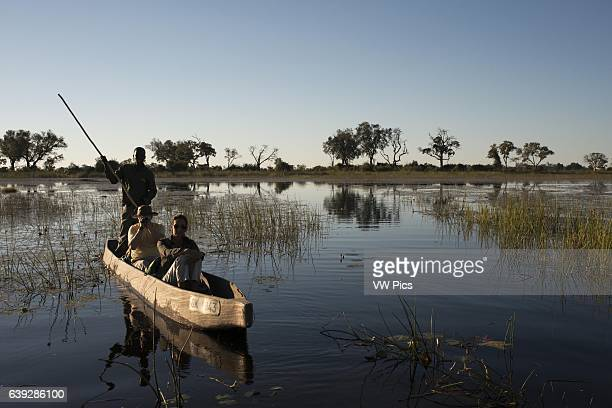 One of the ways to do is to do a water safari on a boat called mokorostraditional canoes used by the inhabitants of the delta and get them to one of...