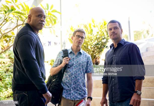 One of Us Pictured LL COOL J Barrett Foa and Chris O'Donnell The NCIS team partners with the State Department after the murder of an arms dealer is...