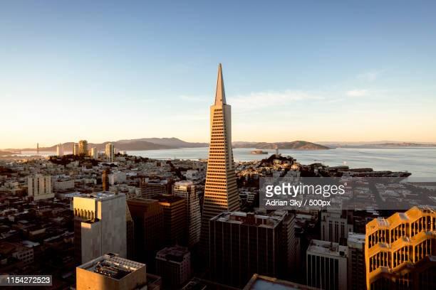 one - サンフランシスコ金融地区 ストックフォトと画像