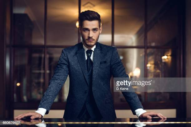 man - model stock photos and pictures