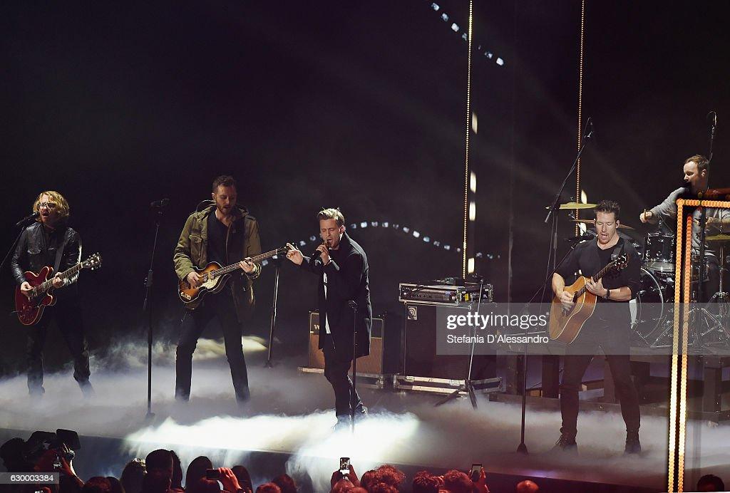 'X Factor X' Tv Show - Final : News Photo