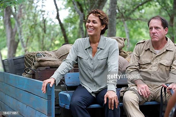 REVOLUTION One Riot One Ranger Episode 205 Pictured Nicole Ari Parker as Secretary Justine Allenford