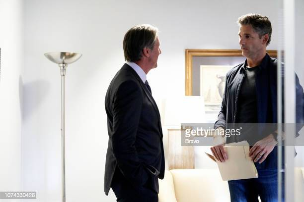 JOHN 'One Shoe' Episode 106 Pictured Alan Ruck as John Dzialo Eric Bana as John Meehan