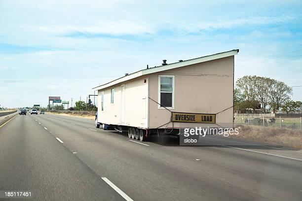 1 面の携帯電話にてお車、トラック towed ます。